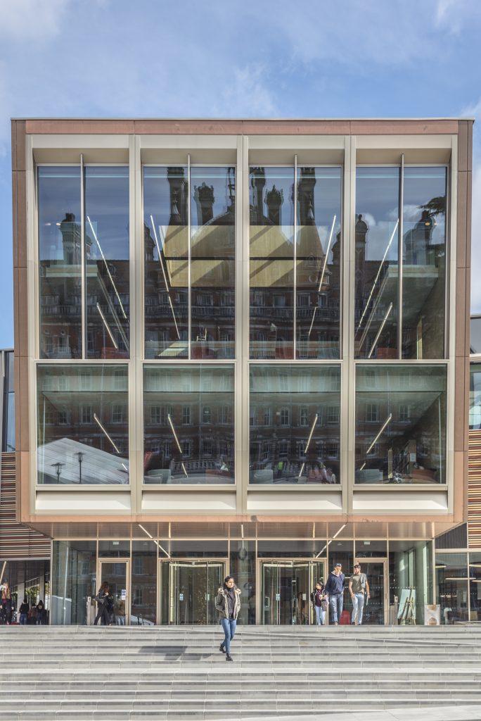 Birmingham University Web Design