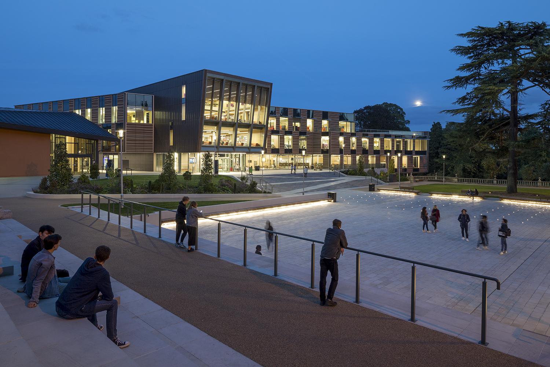 Royal Holloway Davison Library University of London