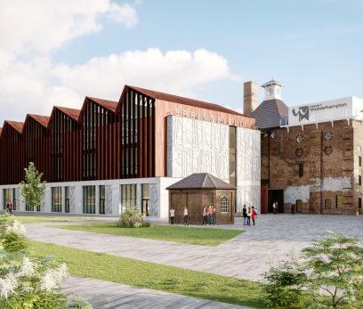 University Wolverhampton Springfield School Architectre