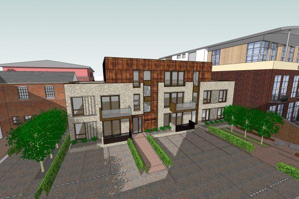 Old Union Mill Birmingham Development Residential Apartments